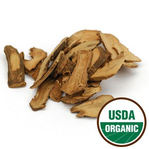 Galangal Root Slices Cert. Organic, 1 lb
