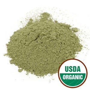 Henna, Brown Powder Cert. Organic (PPD free), 1 lb