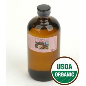 Basil, Sweet Cert. Organic Essential Oil 16 fl oz