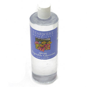 Glycerine, Vegetable Glycerine 16 fl oz