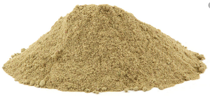 Centaury Leaves Powder, 1 kg (2.2 lbs)
