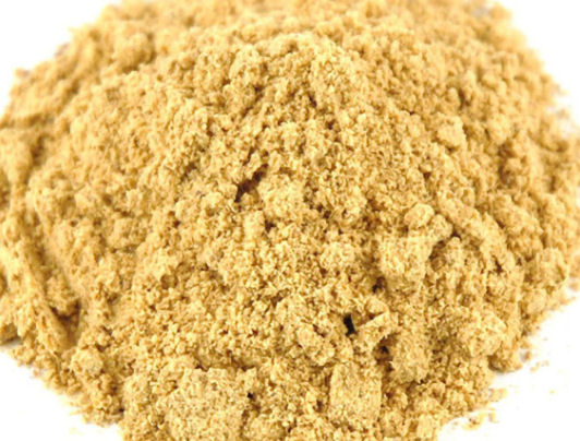 Ginger Root Powder Extract 2% Gingerols, 1 kg (2.2 lbs)