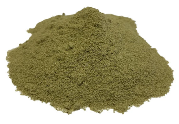 Yerba Mate Leaf Powder Extract 4:1, 1 kg (2.2 lbs)