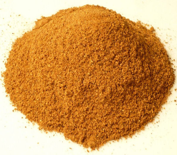 Orange Peel Powder, 1 kg (2.2 lbs)