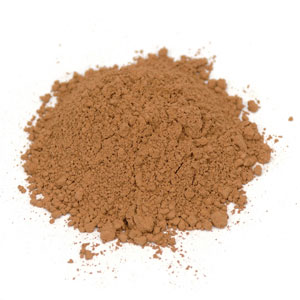 Clay, Moroccan Red Clay Powder 1 lb