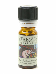 Basil, Sweet Essential Oil 1/3 fl oz