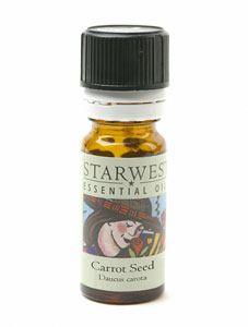Carrot Seed Essential Oil 1/3 fl oz
