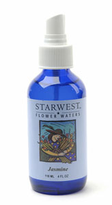 Jasmine Essential Oil Based Flower Water, 4 fl oz