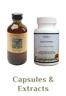 Capsules & Extracts