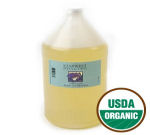 Castor Oil, Unrefined, Cert. Organic 5 gallon