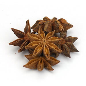 Anise Star whole, 1 lb