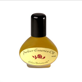 Amber Essence Oil, 8.5 ml