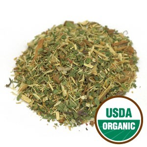 Long Life Tea Cert. Organic, 1 lb