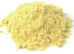 White Mustard Seed Powder Extract 4:1, 1 kg (2.2 lbs)