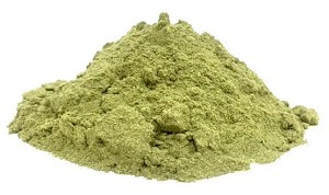 Damiana Leaf Powder, 1 kg (2.2 lbs)