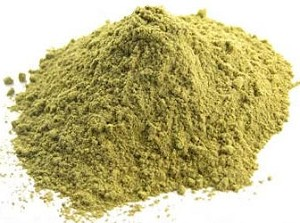 Lemon Verbena Leaf Powder Extract 4:1, 1 kg (2.2 lbs)