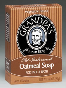 Oatmeal Soap, 3.25 oz