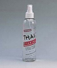 Thai Crystal Deodorant Mist, 8 oz